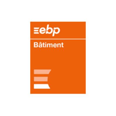 Logiciel EBP Gestion Bâtiment et Logiciel Expert Bâtiment