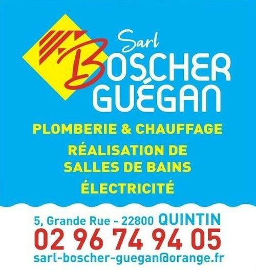Notre partenaire SARL BOSCHER GUEGAN
