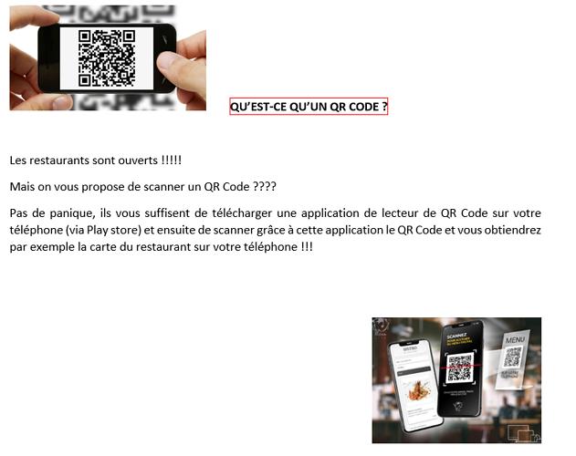 QR Code une application bien pratique 0