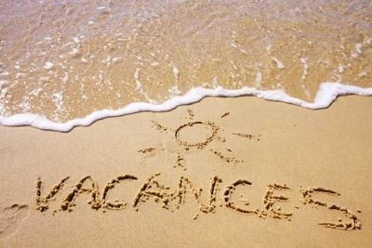 Benjamin et Solenn seront en vacances du 9 août au 15 août inclus 0