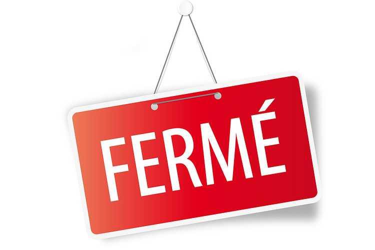 FERMETURE EXCEPTIONNELLE LE SAMEDI 14 AOUT 2021 0